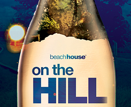 Beachhouse On The Hill