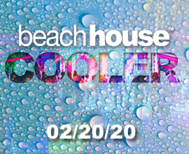 Beachhouse:  Cooler Inclusive Fete